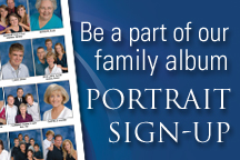 Portrait Sign-up Button