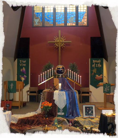edged world communion